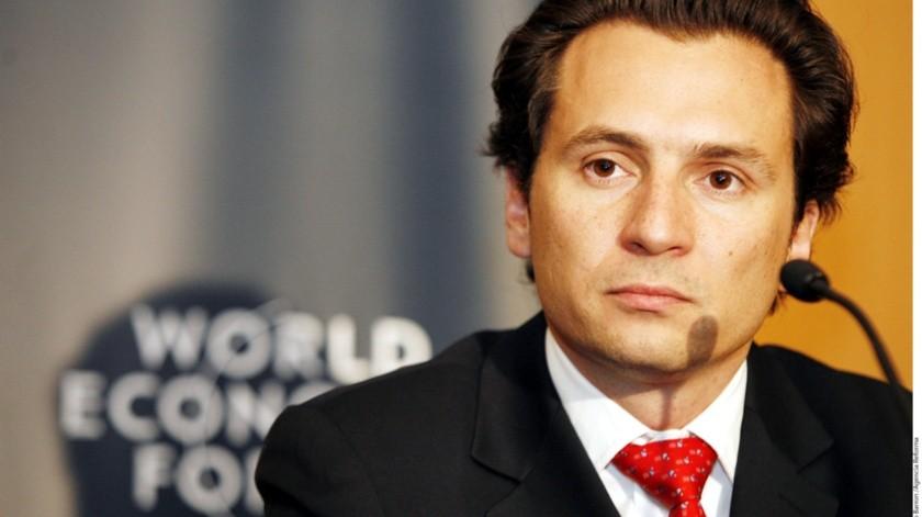 Ex director de Petróleos Mexicanos, Emilio Lozoya.