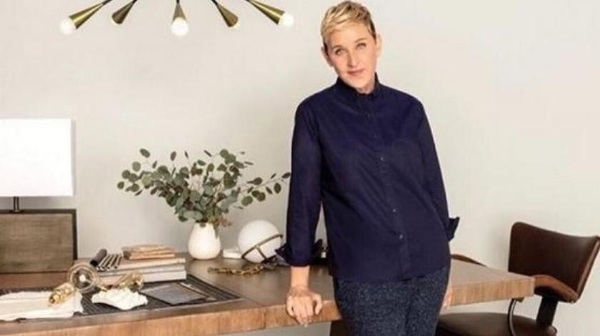 DeGeneres recordó el instante en que tuvo que escapar por la ventana de su casa para evitar más abusos del esposo de su madre.(Instagram)