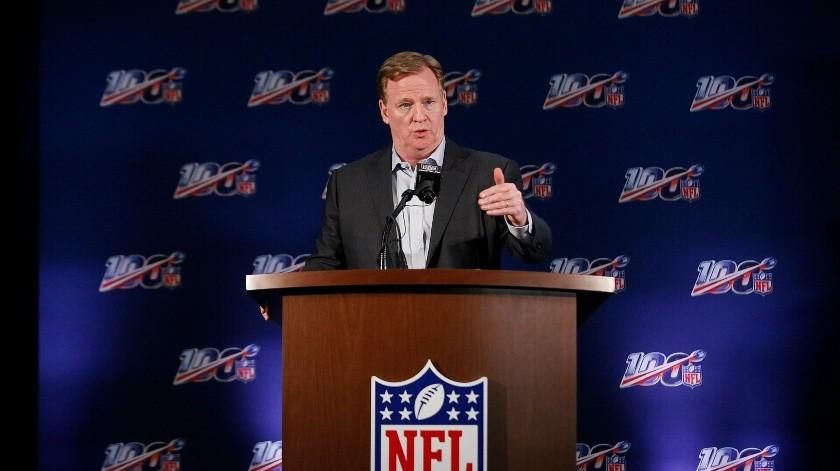 ¿NFL entrará en paro laboral?(AP)