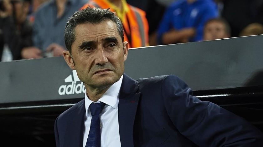 La directiva del Barcelona optó por continuar conErnesto Valverdepara la próxima temporada.