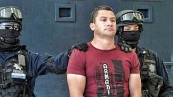Extraditan a 'El Jaguar', presunto asesino del Cártel de Sinaloa