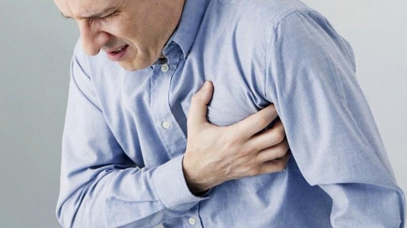 Ahora puedes saber con una gota de saliva si tendrás un infarto(Tomada de la Red)