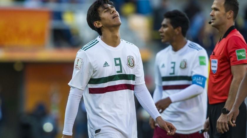 Fracaso en Polonia: México eliminado del Mundial Sub 20(Twitter)