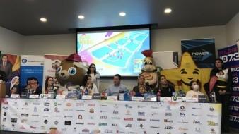 En conferencia de prensa se dieron a conocer los detalles de la carrera