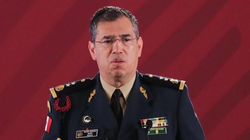 El titular de la SSPC reiteró que la Guardia Nacional es un organismo desconcentrado de la Secretaría de Seguridad.(GH)