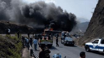 Reportan 21 muertos en accidente de carretera Veracruz-Puebla