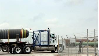 Arranca ducto marino Texas-Tuxpan
