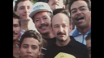 Carlos Salinas de Gortari fue de las principales figuras de la serie
