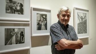La exposición de Rodrigo Moya estará abierta hasta el 25 de agosto.