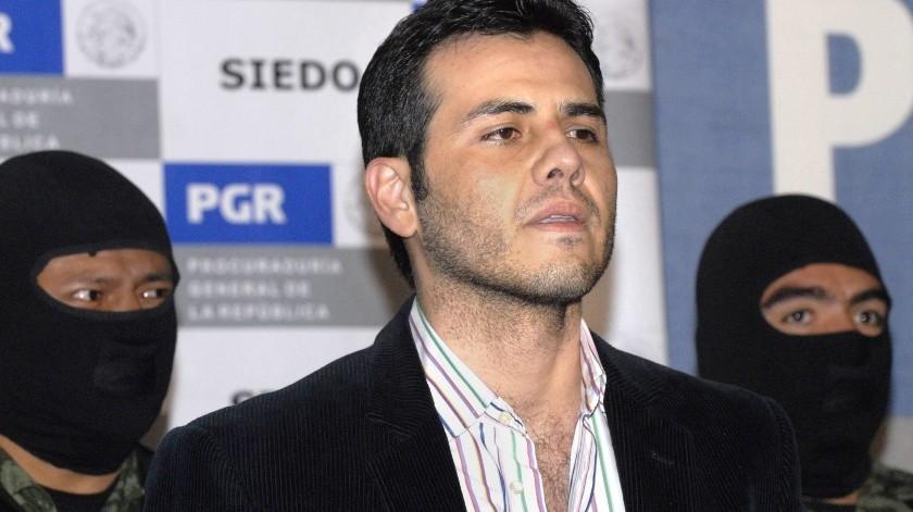 """Vicente Zambada Niebla, hijo de """"El Mayo"""" Zambada, líder del Cártel de Sinaloa.(EFE, EFE)"""