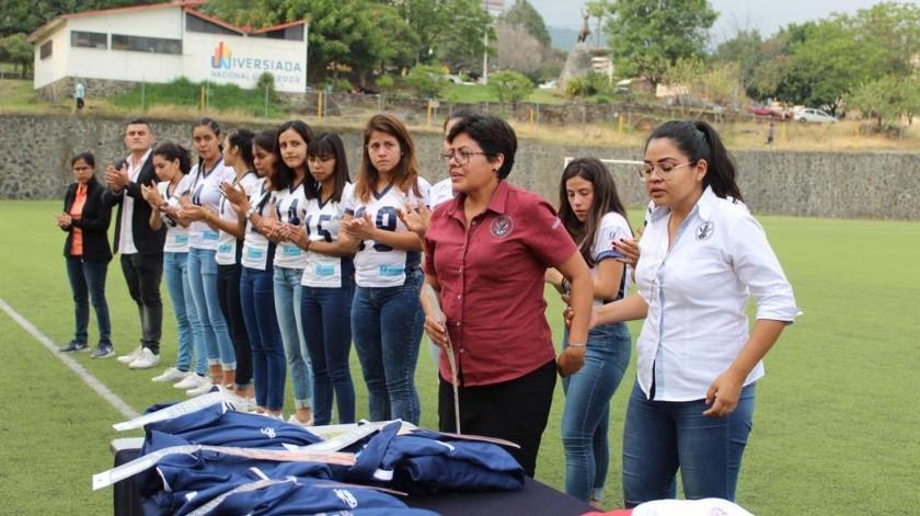 Con recursos de la UAEM, el equipo partió a Colombia, en donde permanecerán hasta el lunes 3 de junio.(El Universal)
