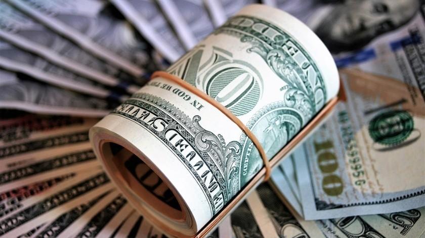 Se trata de un repunte de 60 centavos con relación a ayer, cuando el dólar terminó en 19.45 pesos a la venta.(Pixabay)