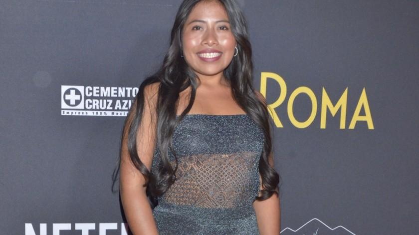 Yalitza sigue dando pasos firmes en sus planes por trabajar actoralmente en Estados Unidos.(Agencia México)
