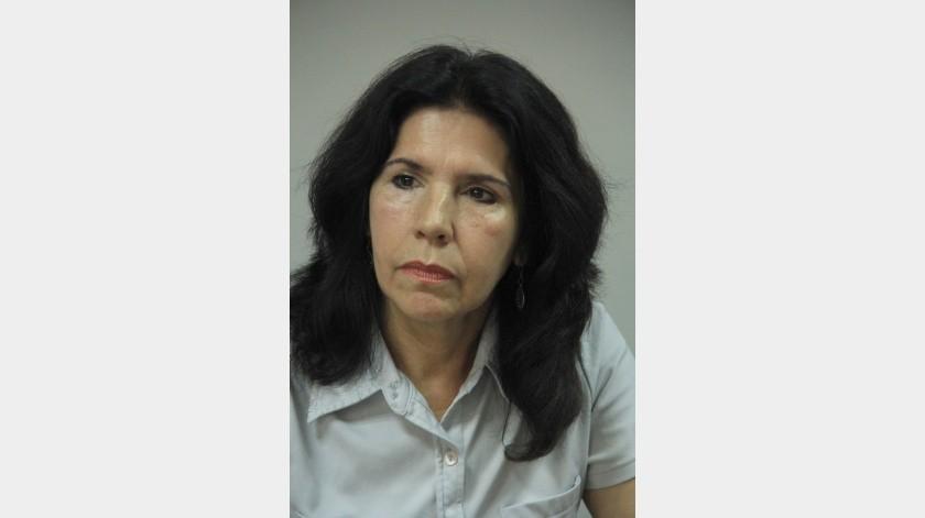 Silvia Núñez Esquer(Archivo)