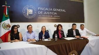 Abren varias líneas de investigación por feminicidios en Sonora