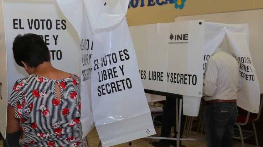 En Aguascalientes se reportaron acciones intimidatorias en contra de funcionarios de casilla.(Archivo)
