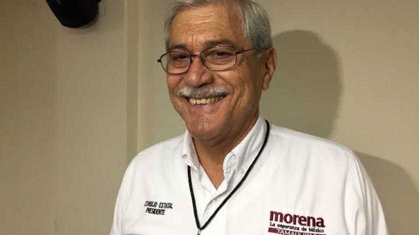 José Antonio Leal Doria(En las próximas horas el cuerpo del candidato será trasladado a Ciudad Victoria para recibir los servicios funerarios.)