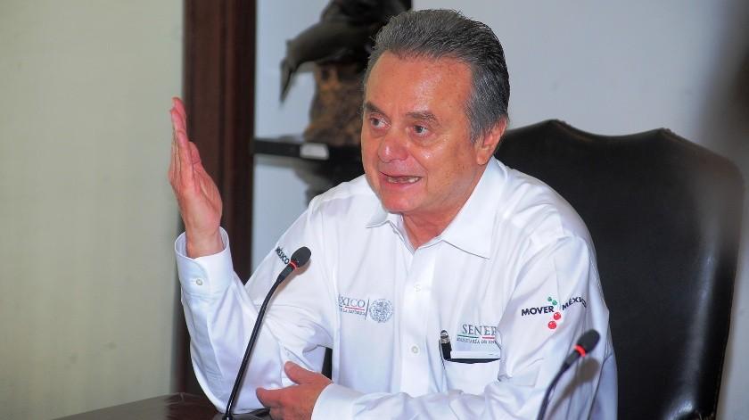 Pedro Joaquín Coldwell, quien fuera el titular de la Secretaría de Energía, en el gobierno de Enrique Peña Nieto, solicitó a la Fiscalía General de la República que lo cite a declarar sobre el caso de la compra de la planta Agro Nitrogenados, considerada como chatarra.