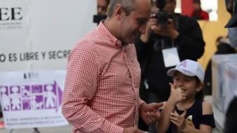 Ignacio Anaya, candidato a la gubernatura por el PBC