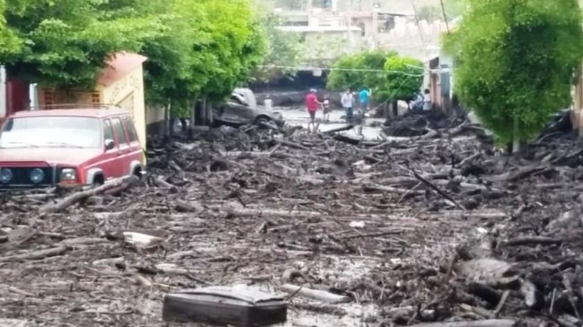 El gobierno de Jalisco dio a conocer esta noche que una persona murió tras el desbordamiento del río Salsipuedes en el municipio de San Gabriel.