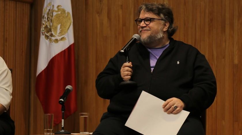 "Responde Guillermo del Toro a queja sobre exposición ""En Casa Con Mis Monstruos""(Agencias)"