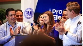 Perfila PREP triunfo del PAN en Aguascalientes