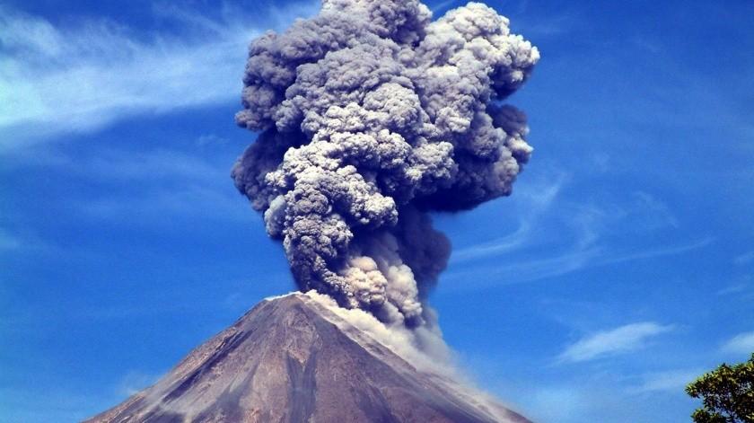 Volcán Popocatépetl(NOTIMEX, NOTIMEX)