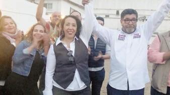 Araceli Brown se perfila como ganadora en el municipio de Rosarito.