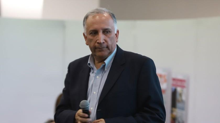 Héctor Osuna Jaime contendió por la Gubernatura por Movimiento Ciudadano