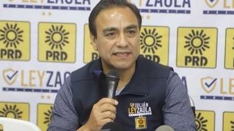 La tercera vez será la vencida para el teniente coronel Julián Leyzaola Pérez, expuso tras anunciar que buscará la Alcaldía de Tijuana de nueva cuenta en dos años.