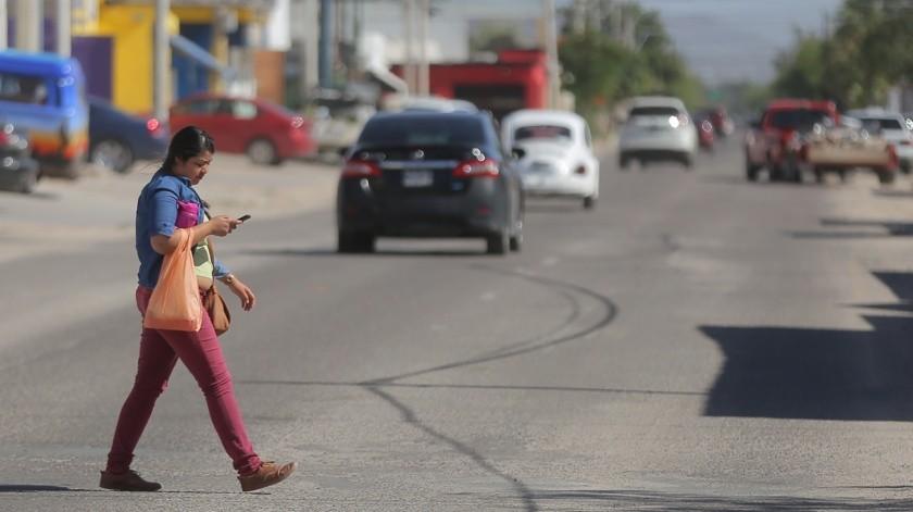 Diputados buscan priorizar a peatones ante Constitución(Julián Ortega)