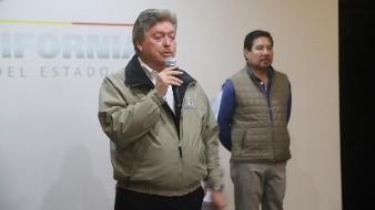 """El Gobernador del Estado, Francisco Vega de Lamadrid se encuentra """"tranquilo"""" ante las posibles investigaciones que sería sujeto por parte de la nueva administración estatal."""