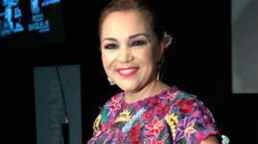 Aida Cuevas fue operada de emergencia, así lo dio a conocer la cantante de música ranchera en sus redes sociales.(Tomada de la red)