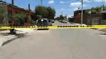 El hecho se registró cerca de las 13:10 horas en la calle Guanajuato casi esquina con Paseo Miravalle.