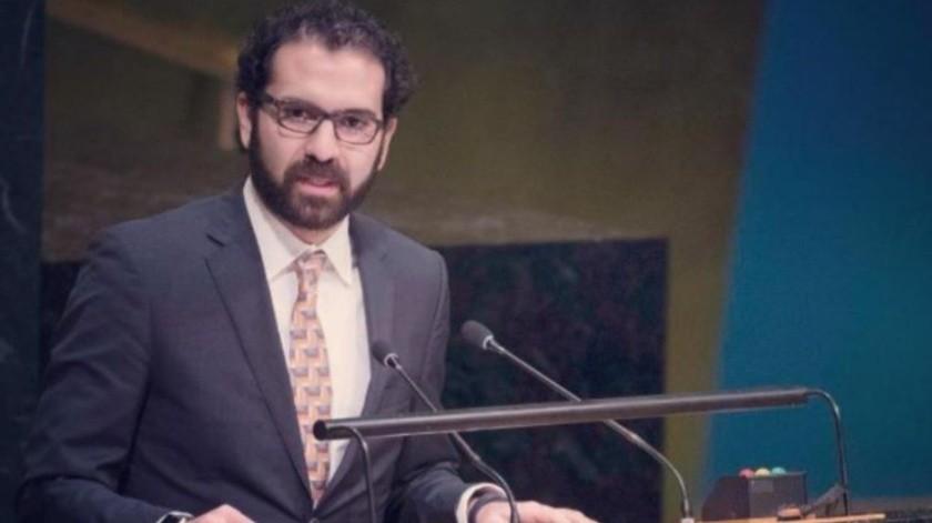 Eligen a mexicano Pablo Arrocha como vicepresidente de ONU(Especial)