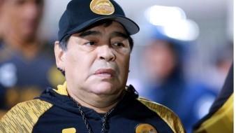 Maradona borra a sus hijas del testamento