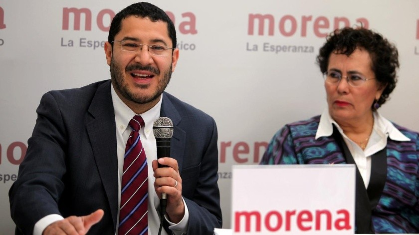 Batres rechazó que la detención de Naasón afecte la imagen del Gobierno Federal.(GH)
