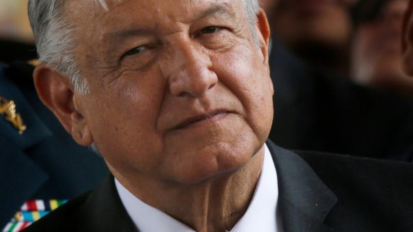 Andrés Manuel López Obrador(Copyright 2019 The Associated Press. All rights reserved., AP)