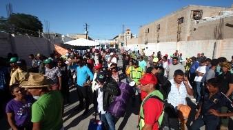 El 85% de las enfermedades detectadas en los migrantes son infecciones respiratorias no aguadas, descartó de manera categórica, que estas personas representen un riesgo para la salud de la población en Baja California.