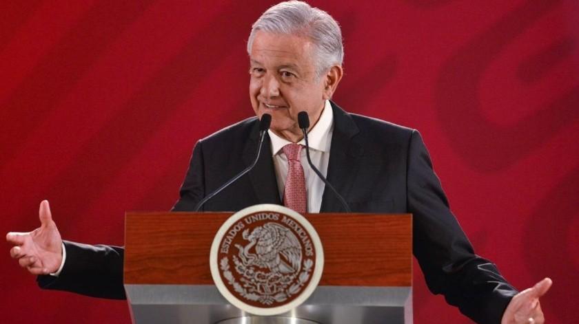 El Presidente de México se reunirá en el Palacio Nacional con familiares de los niños de la guardería ABC.(GH)