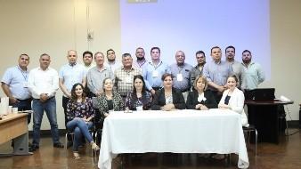 Diputados de Morena participaron en el primer seminario que tuvo como reflexión el de la Cuarta Transformación y las grandes reformas del Gobierno federal, que impartió el historiador Benjamín Gaxiola Loya.