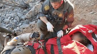 Mujer migrante guatemalteca murió en el desierto de Yuma