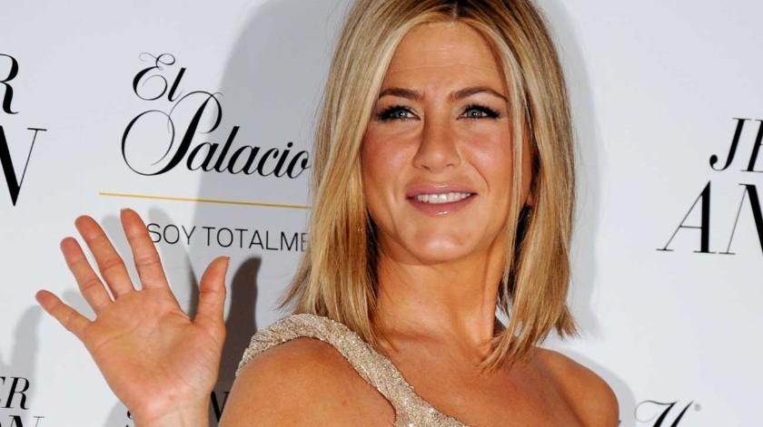 Jennifer Aniston recordó que fue el 22 de septiembre de 1994 cuando se transmitió el primer capítulo de 'Friends'.(Agencia México)