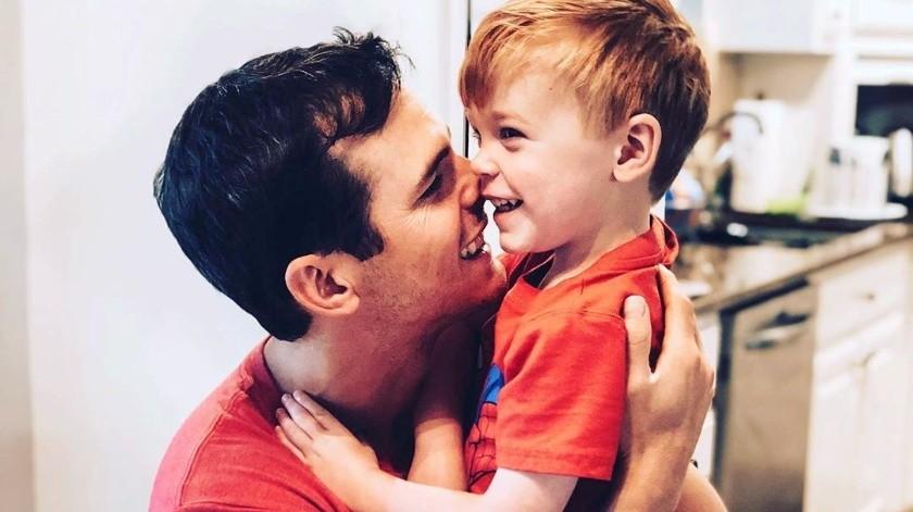 Smith indicó que la familia estaba desconsolada, pero se tranquilizó porque River estaba con Dios.(Instagram)