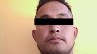 Aarón Guadalupe, sospechoso por agresión sexual y feminicidio de Itzel.