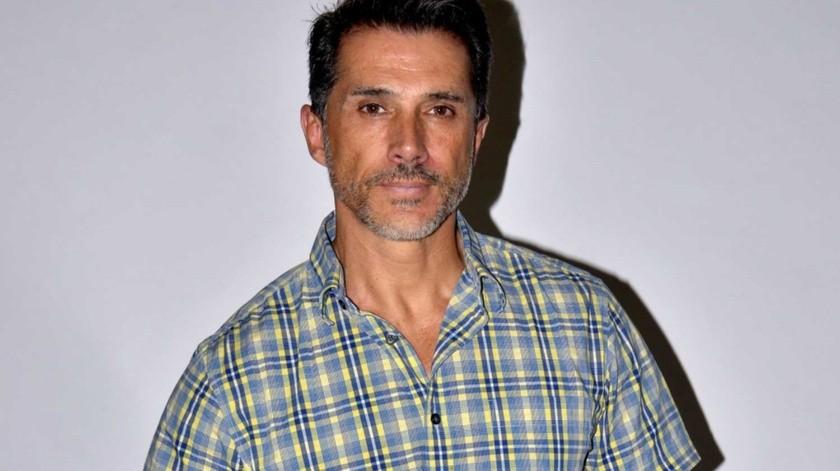 Sergio Mayer borró de sus redes la foto del encuentro con Naasón Joaquín García.(Agencia México)