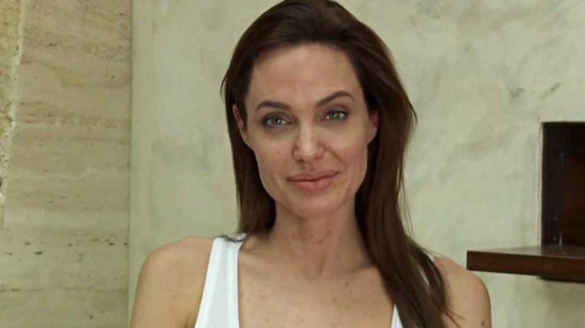 Angelina Jolie es enviada especial del Acnur desde 2012.(Cortesía)