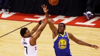 Warriors recuperan a Thompson y Looney para Final de NBA