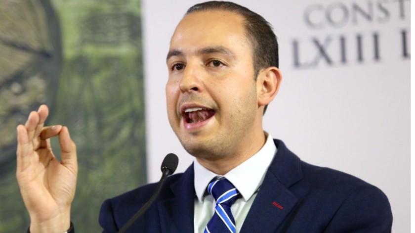 Marko Cortés aseguró que la soberanía y la dignidad de México fueron lastimadas.(GH)