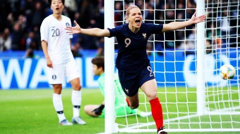 Partido inaugural del Mundial Femenil rompe récord de audiencia.(Twitter)